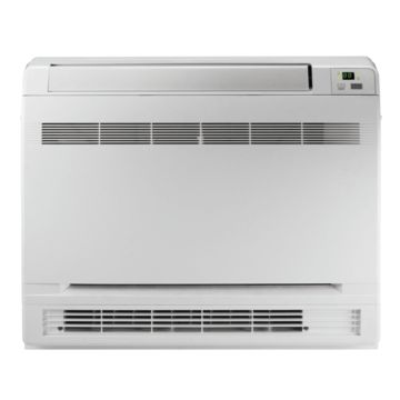 GREE CONS18HP230V1AF - 18,000 BTU 16 SEER +Multi Floor Console Ductless Mini Split Air Conditioner with Heat Pump 220V