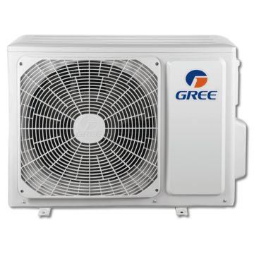 GREE CROWN09HP230V1AO - 9,000 BTU 30.50 SEER CROWN Ductless Mini Split Heat Pump Outdoor Unit 220V