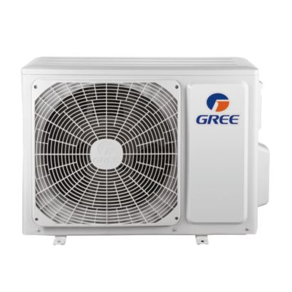 GREE CROWN09HP230V1BO - 9,000 BTU 30.5 SEER CROWN+ Ductless Mini Split Heat Pump Outdoor Unit 208-230V