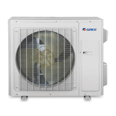 Gree CROWN12HP230V1A - 12,000 BTU 23 SEER CROWN Wall Mounted Ductless Mini Split Air Conditioner with Heat Pump 220V