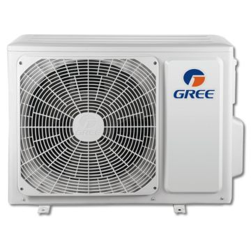 GREE CROWN12HP230V1AO - 12,000 BTU 23 SEER CROWN Ductless Mini Split Heat Pump Outdoor Unit 220V