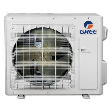 Gree CROWN18HP230V1AO - 18,000 BTU 21 SEER Ductless Mini Split Heat Pump Outdoor Unit 208-230V