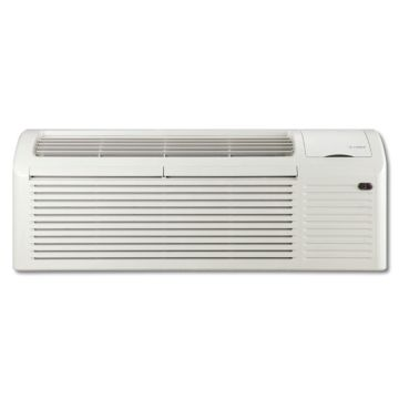 Gree ETAC-12HP230V20A-A - 12,000 BTU 10.7 EER PTAC Heat Pump 208-230V & 3kW Electric Heat