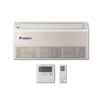 Gree FLR12HP208-230V1AF -  12,000 BTU 16 SEER +Multi Ductless Mini Split Floor/Ceiling Indoor Unit 208-230V