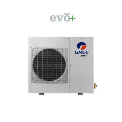 GREE GWH12AB-A3DNA2B/O - 12,000 BTU 22 SEER EVO+ Ductless Mini Split Heat Pump Outdoor Unit 115V
