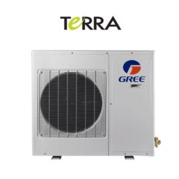 Gree LSTERR18HP230V1AO - 18,000 BTU 21 SEER TERRA LE Ductless Mini Split Heat Pump Outdoor Unit 208-230V