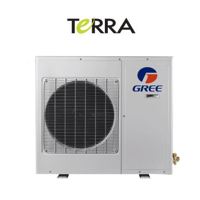 Gree LSTERR18HP230V1AO - 18,000 BTU 21 SEER TERRA LE Ductless Mini Split Heat Pump Outdoor Unit 208-230V