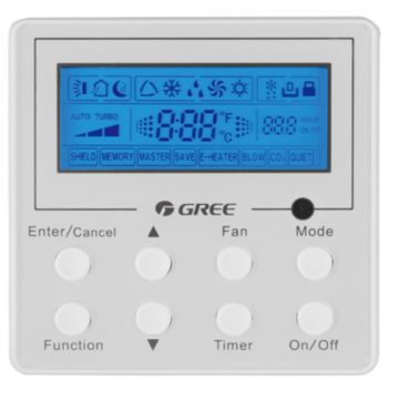 GREE MC207059 -  XK-41 Wired Tether Controller