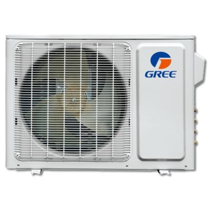 GREE MULTI18HP230V1AO - 18,000 BTU 16 SEER +Multi Ductless Mini Split Heat Pump Outdoor Unit 208-230V