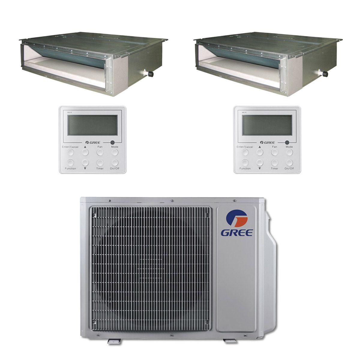 Dual Zone Mini Split Air Conditioner Best 2018 Ymgi Wiring Diagram Aura Systems 18 000 Btu With