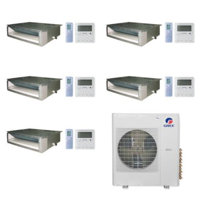 GREE    MULTI42CDUCT500  Multi Zone Systems  Ductless Mini