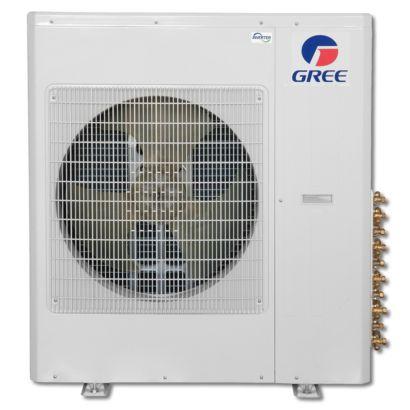 GREE MULTI42HP230V1AO - 42,000 BTU 16 SEER +Multi Ductless Mini Split Heat Pump Outdoor Unit 208-230V