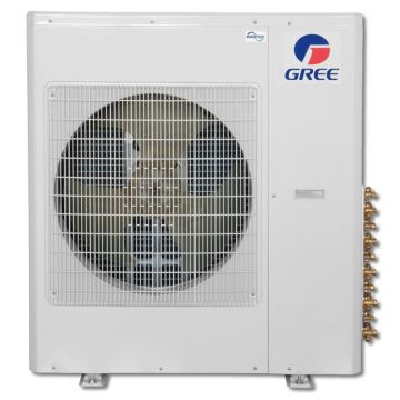GREE MULTI42HP230V1BO - 42,000 BTU 21 SEER Multi21 Ductless Mini Split Heat Pump Outdoor Unit 220V
