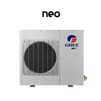 GREE NEO09HP115V1AO - 9,000 BTU 22 SEER NEO Ductless Mini Split Heat Pump Outdoor Unit 115V