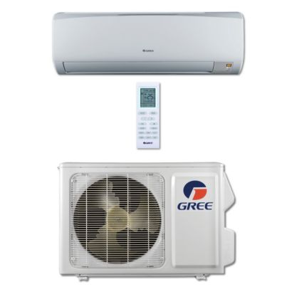 Gree RIO09HP115V1A - 9,000 BTU 16 SEER RIO Wall Mount Mini Split Air Conditioner Heat Pump 115V