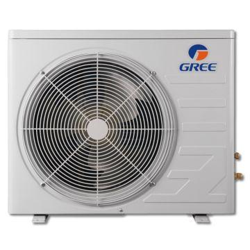 GREE RIO09HP230V1BO - 9,000 BTU 16 SEER RIO Ductless Mini Split Heat Pump Outdoor Unit 220V