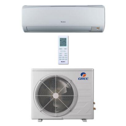 Gree RIO12HP230V1B - 12,000 BTU 16 SEER RIO Wall Mount Ductless Mini Split Air Conditioner Heat Pump 208-230V