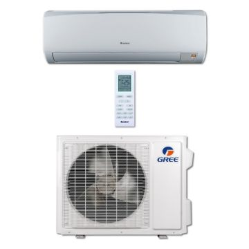 Gree RIO18HP230V1A - 18,000 BTU 16 SEER RIO Wall Mounted Ductless Mini Split Air Conditioner with Heat Pump 220V