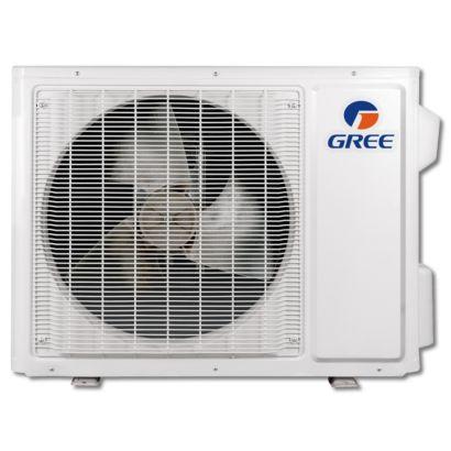 Gree RIO18HP208-230V1AO - 18,000 BTU 16 SEER RIO Ductless Mini Split Heat Pump Outdoor Unit 208-230V