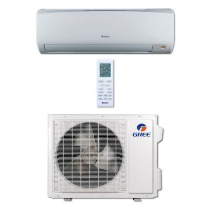 Gree RIO24HP230V1A - 24,000 BTU 16 SEER RIO Wall Mount Ductless Mini Split Air Conditioner Heat Pump 208-230V