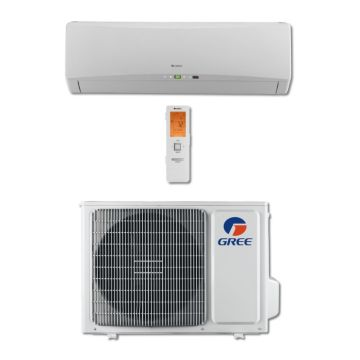 Gree TERRA12HP230V1A - 12,000 BTU 25 SEER TERRA Wall Mounted Ductless Mini Split Air Conditioner with Heat Pump 220V