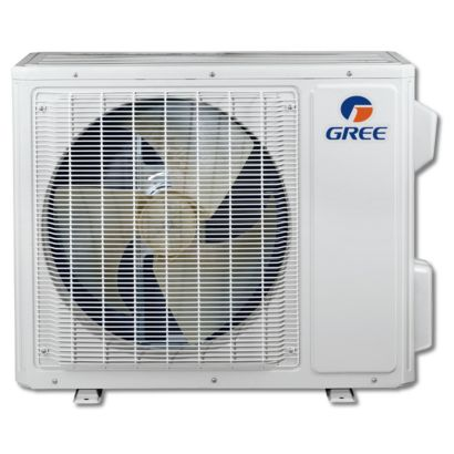 Gree TERRA18HP230V1AO - 18,000 BTU 21 SEER TERRA Ductless Mini Split Heat Pump Outdoor Unit 208-230V