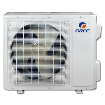 GREE TERRA18HP230V1BO - 18,000 BTU 21 SEER TERRA Ductless Mini Split Heat Pump Outdoor Unit 208-230V