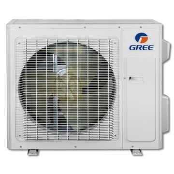 GREE TERRA 24,000 BTU Ductless Mini-Split Heat Pump Outdoor Unit 208-230V/1Ph/60Hz