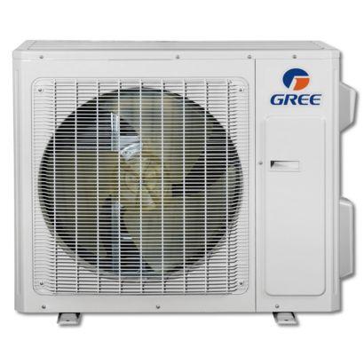 GREE TERRA24HP230V1AO - 24,000 BTU 21 SEER TERRA Ductless Mini-Split Heat Pump Outdoor Unit 208-230V