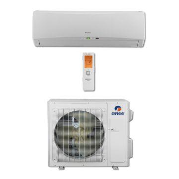 Gree TERRA24HP230V1B - 24,000 BTU 21 SEER Wall Mount Ductless Mini Split Air Conditioner Heat Pump 208-230V