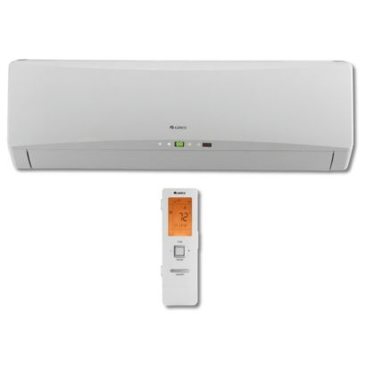 Gree TERRA24HP230V1BH - 24,000 BTU 21 SEER TERRA Ductless Mini Split Wall Mount Indoor Unit 208-230V