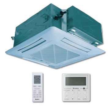 Gree UMAT18HP230V1AC - 18,000 BTU 16 SEER Ductless Mini Split Ceiling Cassette Indoor Unit 208-230V