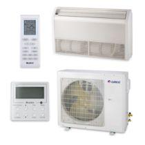Gree UMAT18HP230V1AF-S - 18,000 BTU 16 SEER Floor Ceiling Ductless Mini Split Air Conditioner Heat Pump 208-230V