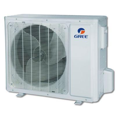 Gree UMAT18HP230V1AO - 18,000 BTU 16 SEER Ductless Mini Split Heat Pump Outdoor Unit 208-230V