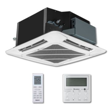 Gree UMAT24HP230V1AC - 24,000 BTU 18 SEER Ductless Mini Split Ceiling Cassette Indoor Unit 208-230V