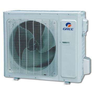 Gree UMAT24HP230V1AO - 24,000 BTU 16 SEER Ductless Mini Split Heat Pump Outdoor Unit 208-230V