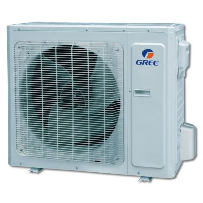 Gree UMAT24HP230V1AO - 24,000 BTU 16 SEER Ductless Mini Split Heat Pump Outdoor Unit 208-230V