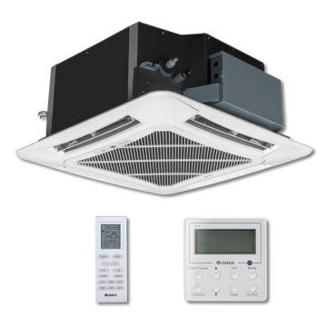 GREE UMAT30HP230V1AC - 30,000 BTU 20 SEER Ductless Mini Split Ceiling Cassette Indoor Unit 220V