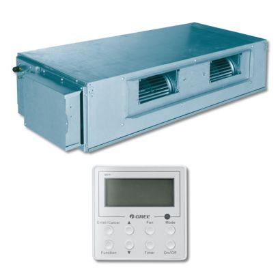 Gree UMAT30HP230V1AD - 30,000 BTU 16 SEER Ductless Mini Split Concealed Duct Indoor Unit 208-230V