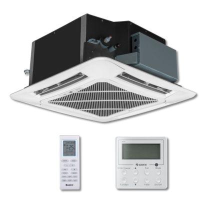 Gree UMAT42HP230V1AC - 42,000 BTU 16 SEER Ceiling Cassette Ductless Mini Split Indoor Unit 208-230V