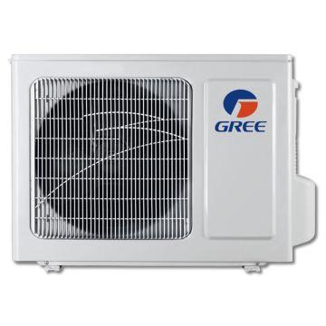 GREE VIR09HP115V1AO - 9,000 BTU 23 SEER VIREO Ductless Mini Split Heat Pump Outdoor Unit 115V