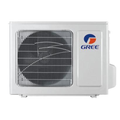 GREE VIR09HP115V1BO - 9,000 BTU 23 SEER VIREO+ Ductless Mini Split Heat Pump Outdoor Unit 115V