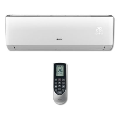 Gree VIR09HP230V1AH - 9,000 BTU 23 SEER VIREO Wall Mount Ductless Mini Split Indoor Unit 208-230V