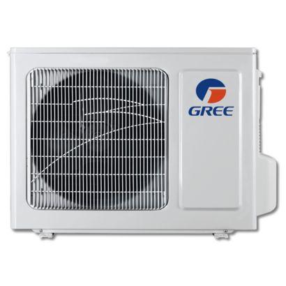 GREE VIR12HP230V1AO - 12,000 BTU 22 SEER VIREO Ductless Mini Split Heat Pump Outdoor Unit 208-230V