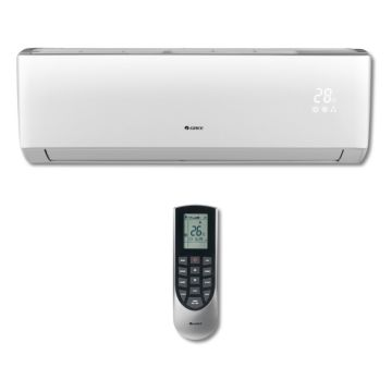 GREE VIR24HP230V1AH - 24,000 BTU 20 SEER VIREO Ductless Mini Split Wall Mount Indoor Unit 208-230V