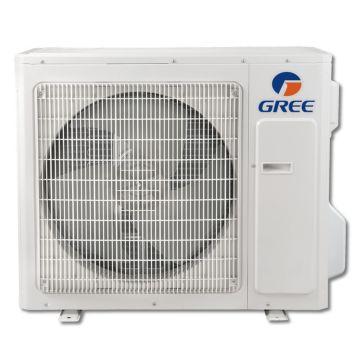 Gree VIR24HP230V1AO - 24,000 BTU 20 SEER VIREO Ductless Mini Split Heat Pump Outdoor Unit 208-230V