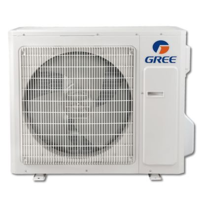 GREE VIR24HP230V1AO - 24,000 BTU 20 SEER VIREO Ductless Mini Split Heat Pump Outdoor Unit 208-230V