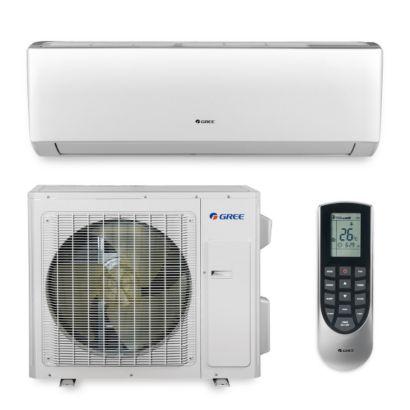 Gree VIR30HP230V1A - 30,000 BTU 18 SEER VIREO Wall Mount Ductless Mini Split Air Conditioner Heat Pump 208-230V