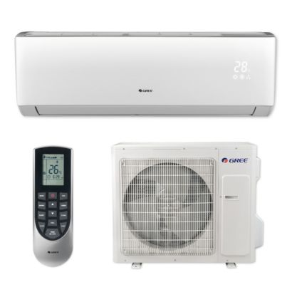Gree VIR30HP230V1B - 30,000 BTU 18 SEER VIREO+ Wall Mount Ductless Mini Split Air Conditioner Heat Pump 208-230V