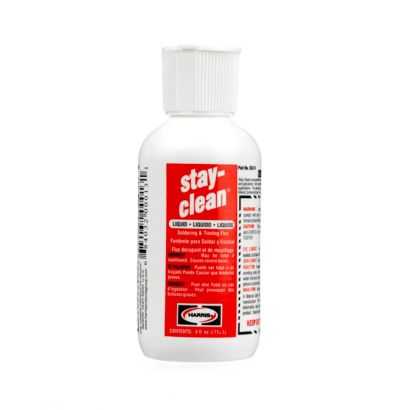 Harris SCLF4 - Stay Clean Liquid Flux - 4 Oz